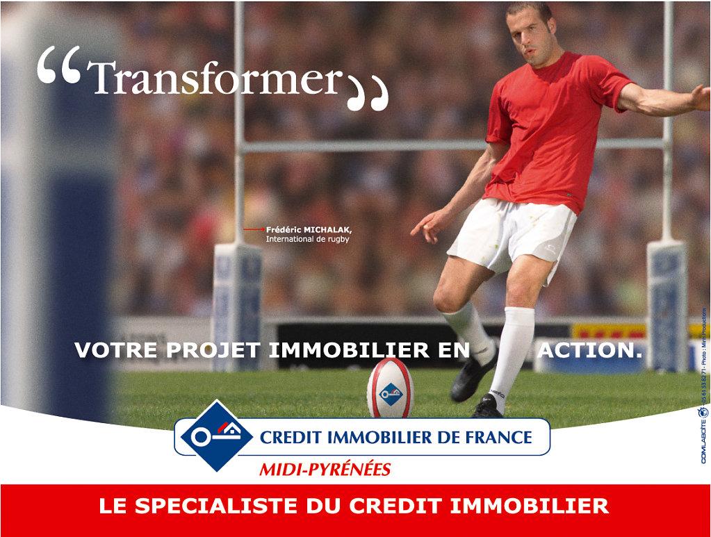 CIF 2005 Transformer