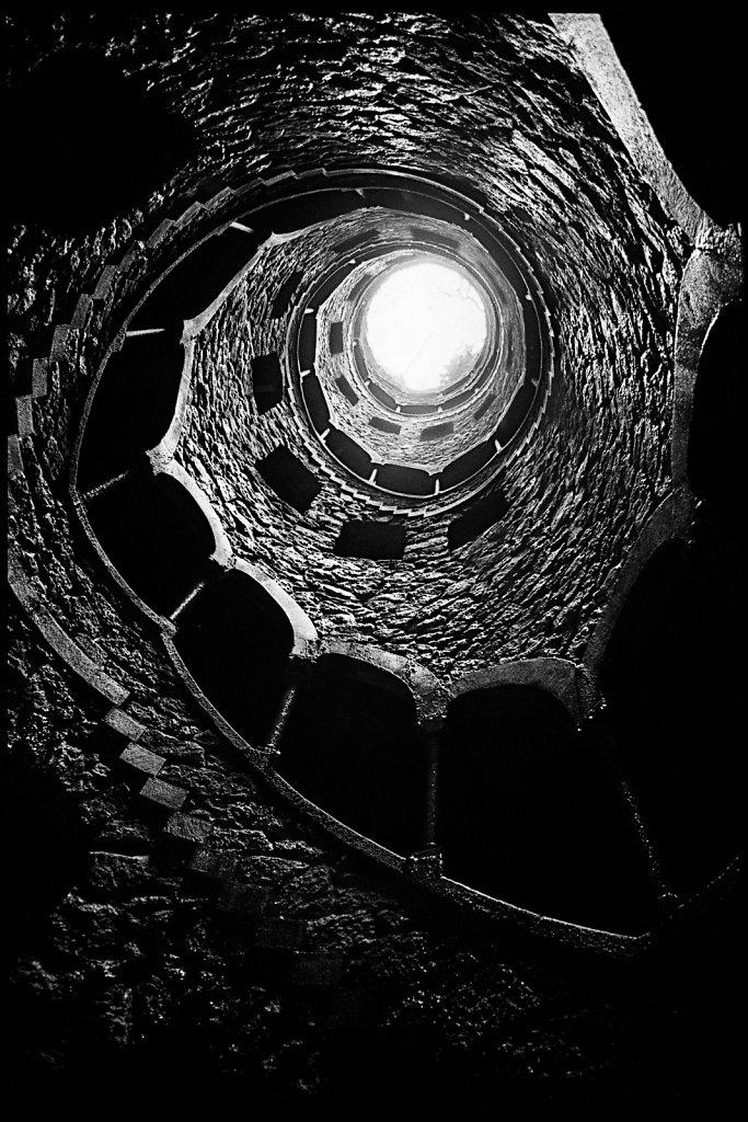Escalier, Sintra