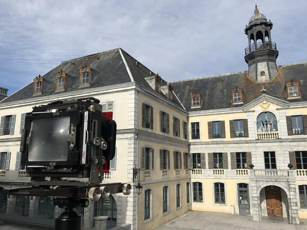Hôtel de Lassus, making of