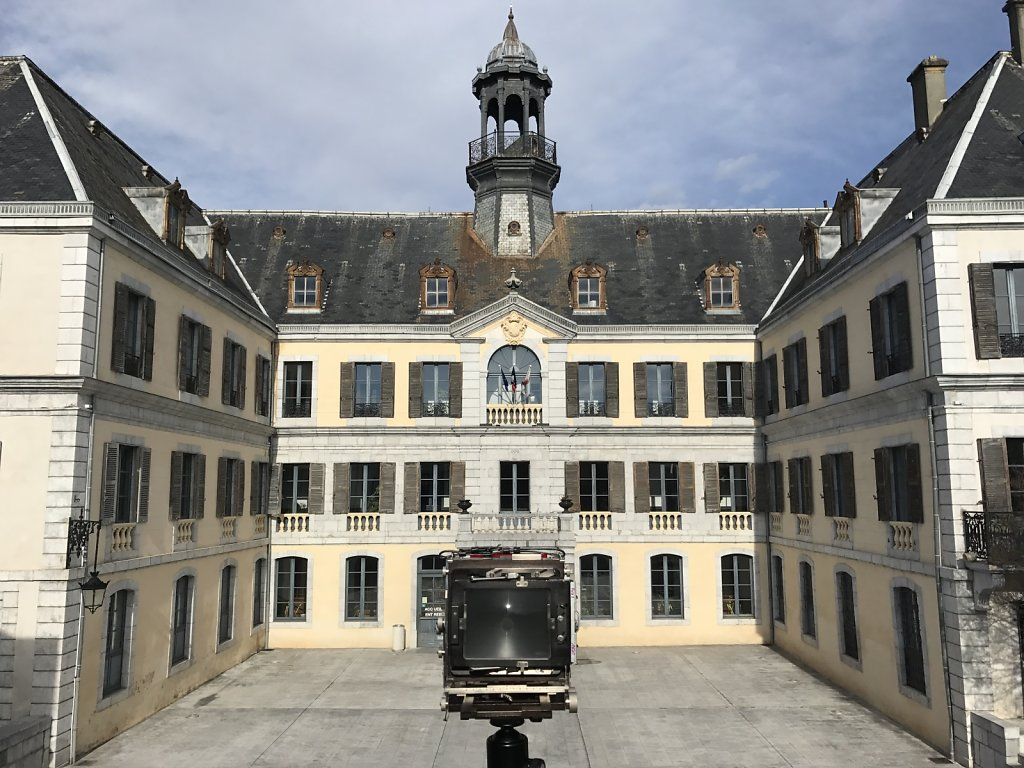 Hôtel de Lassus, making of