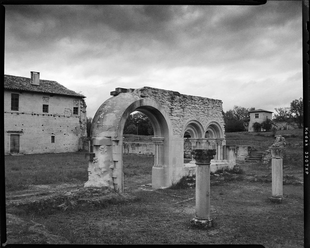 L'Abbaye de Bonnefont